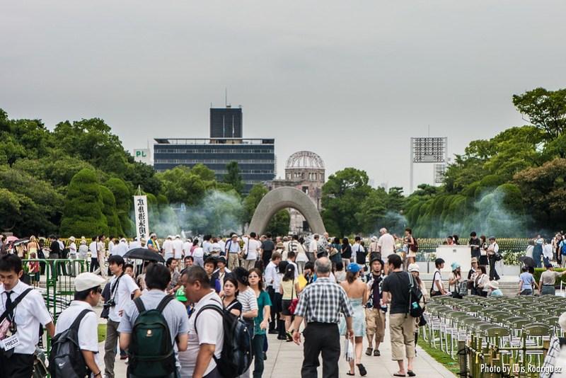 Parque Conmemorativo de la Paz de Hiroshima-42