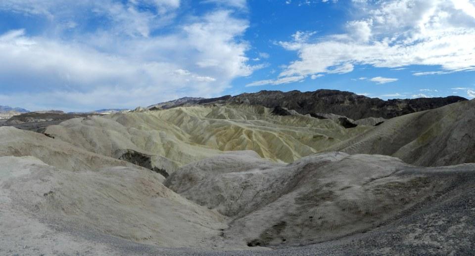Mirador de Zabriskie Point Valle de la Muerte EEUU 02