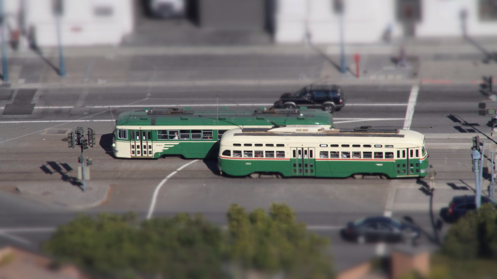 If Lilliput had streetcars