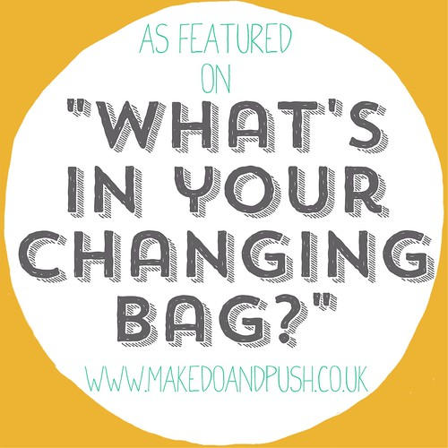 What's in your changing bag