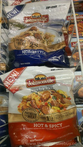 Johnsonville Homestyle and Hot & Spicy Meatballs