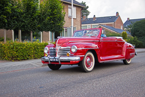 Plymouth Special DeLuxe Convertible 1942 (0746)