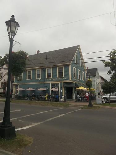 Water Prince Corner Shop, 141 Water Street