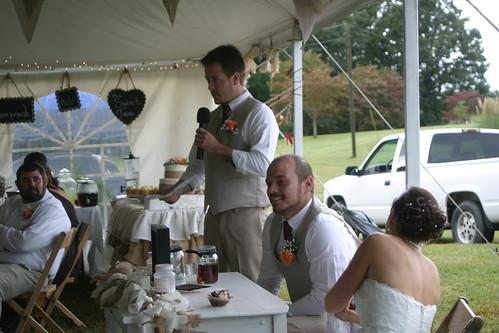 37 McSwain & Rodarte Wedding, Strawberry Plains, TN