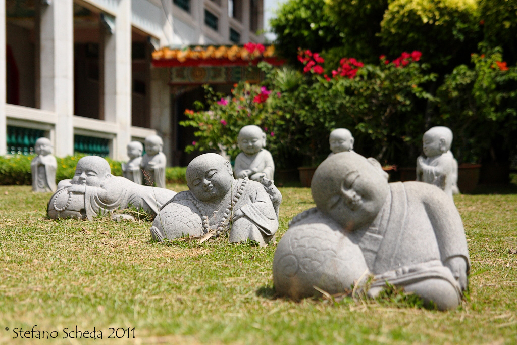 Kong Meng San Phor Kark See Monastery - Singapore