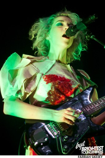 St Vincent 930 Club DC Brightest Young Things Farrah Skeiky 20