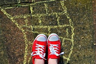 #DorothysRedShoes for Flickr Friday