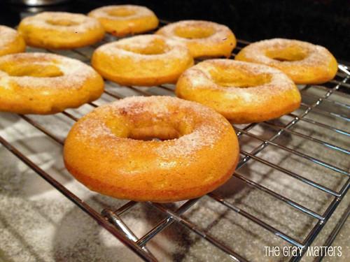 Pumpkin Donuts5
