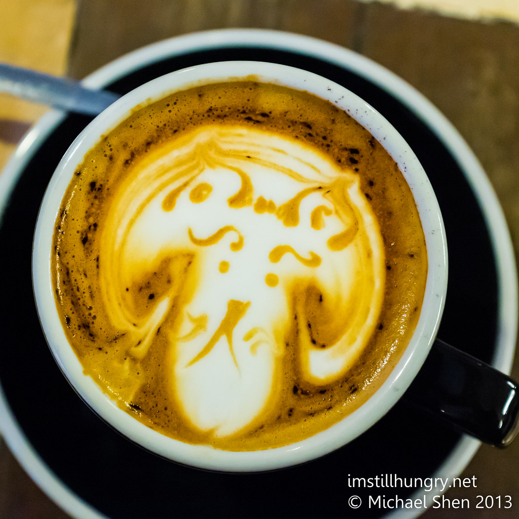 manchester press latte
