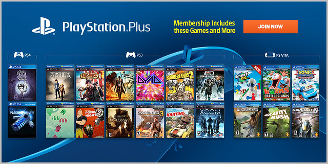 PlayStation Plus Update 1-28-2014