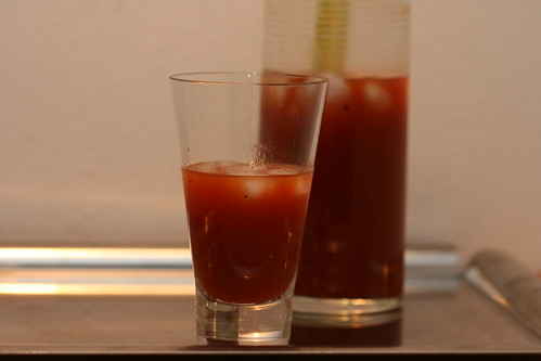 perfect Bloody Mary by the james kitchen