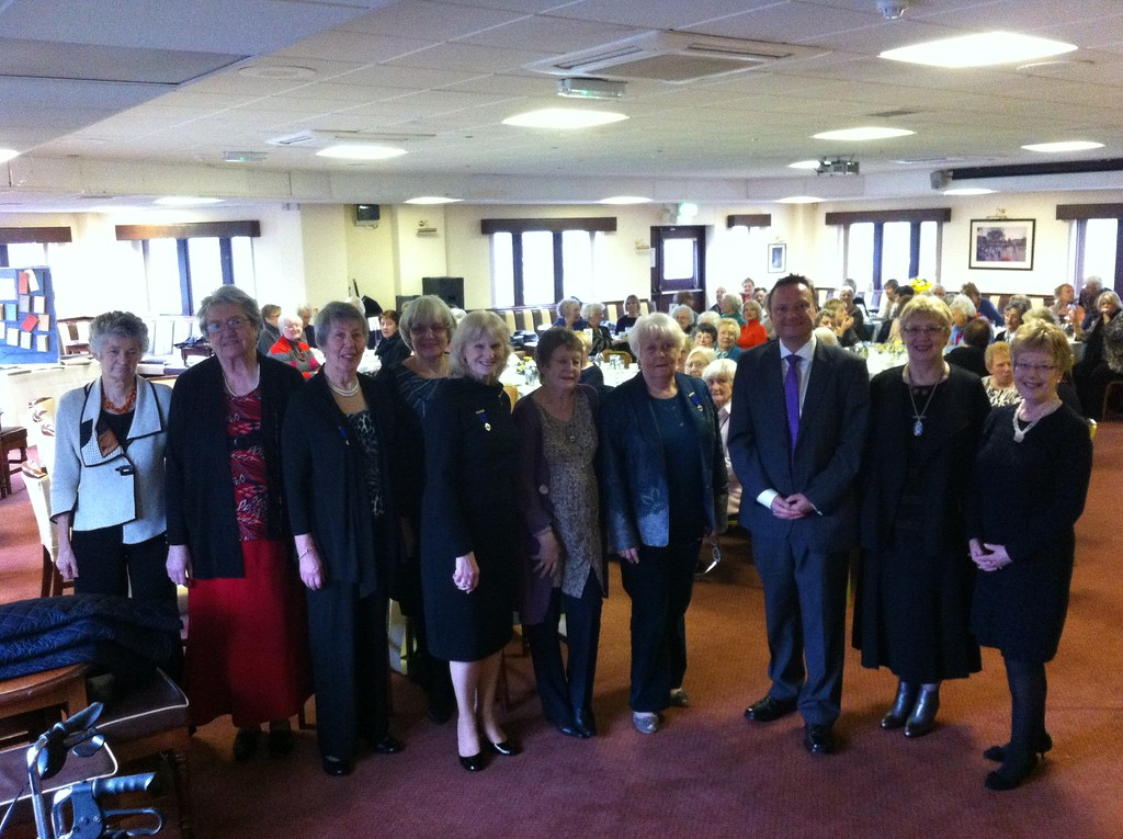 Huddersfield Women's Luncheon Club 90th Anniversary