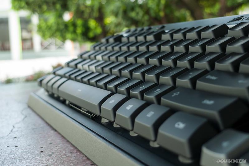 Corsair Raptor K30 and K50 Gaming Keyboards 11