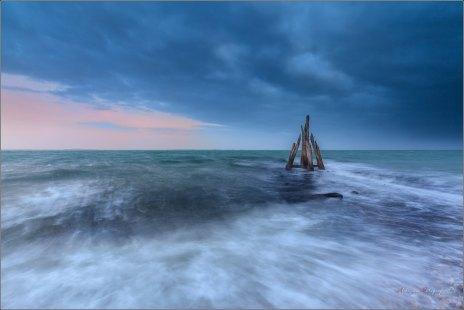 Sea scaping @Grevelingenmeer, Den Osse