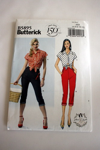 Butterick B5895
