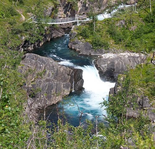 Bridge over Bjøllåga