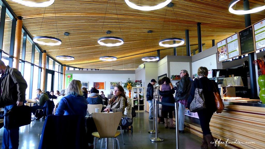 Truffle Cafe Van Dusen
