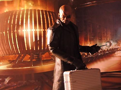 Nick Fury - Project P.E.G.A.S.U.S.