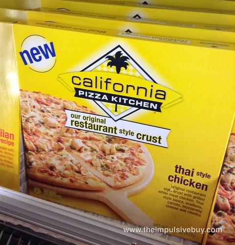 California Pizza Kitchen Thai Style Chicken