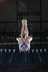 """Diving 15"" US Air Force photo by Liz Copan"