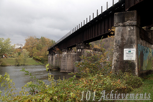 GAP Trail - Connellsville to Rockwood