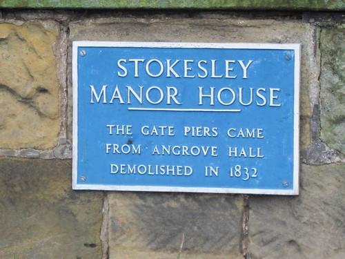 Stokesley Manor House