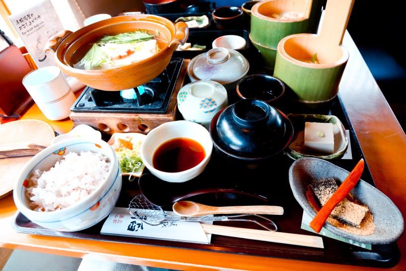2015 April 京都嵐山豆腐料理 349