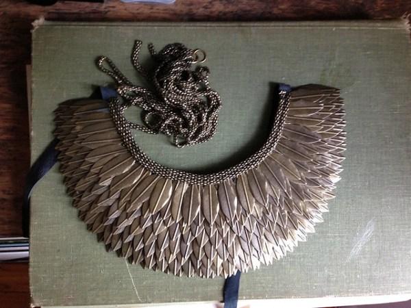 DIY Stella and Dot Pegasus Necklace