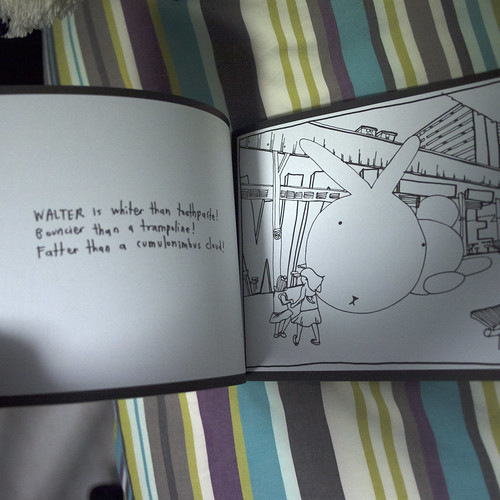 walter colouring book