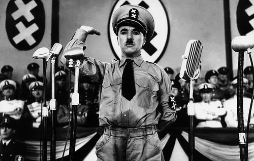 Chaplin, le dictateur