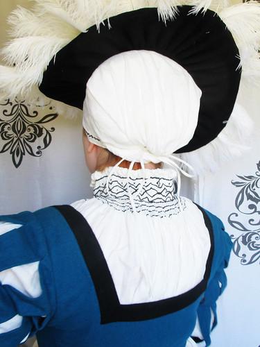 The huge 16th century German hat - 24