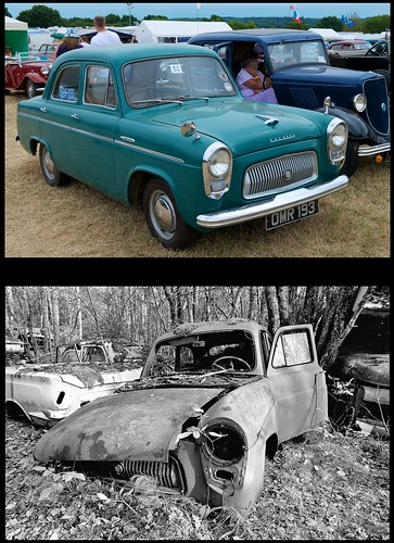Ford Prefect. by Davidap2009