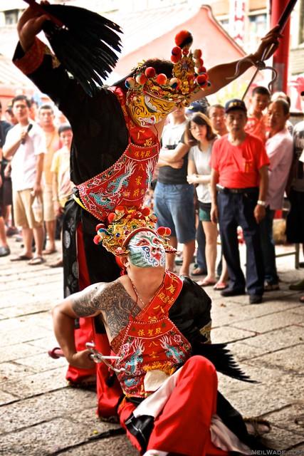 Taoist Dancers