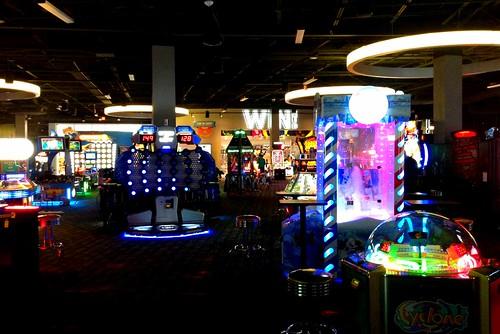 arcade shot