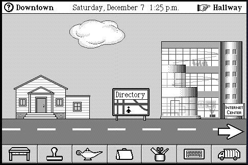 Magic Cap - Downtown