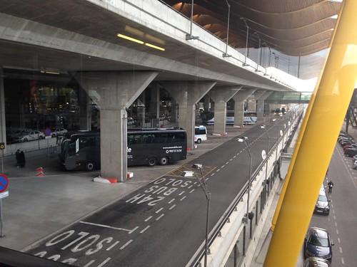 Aeropuerto Barajas, Madrid