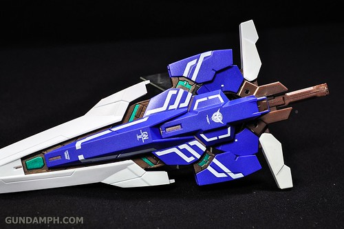 Metal Build 00 Gundam 7 Sword and MB 0 Raiser Review Unboxing (67)