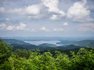 Lake Jocassee Overlook-001
