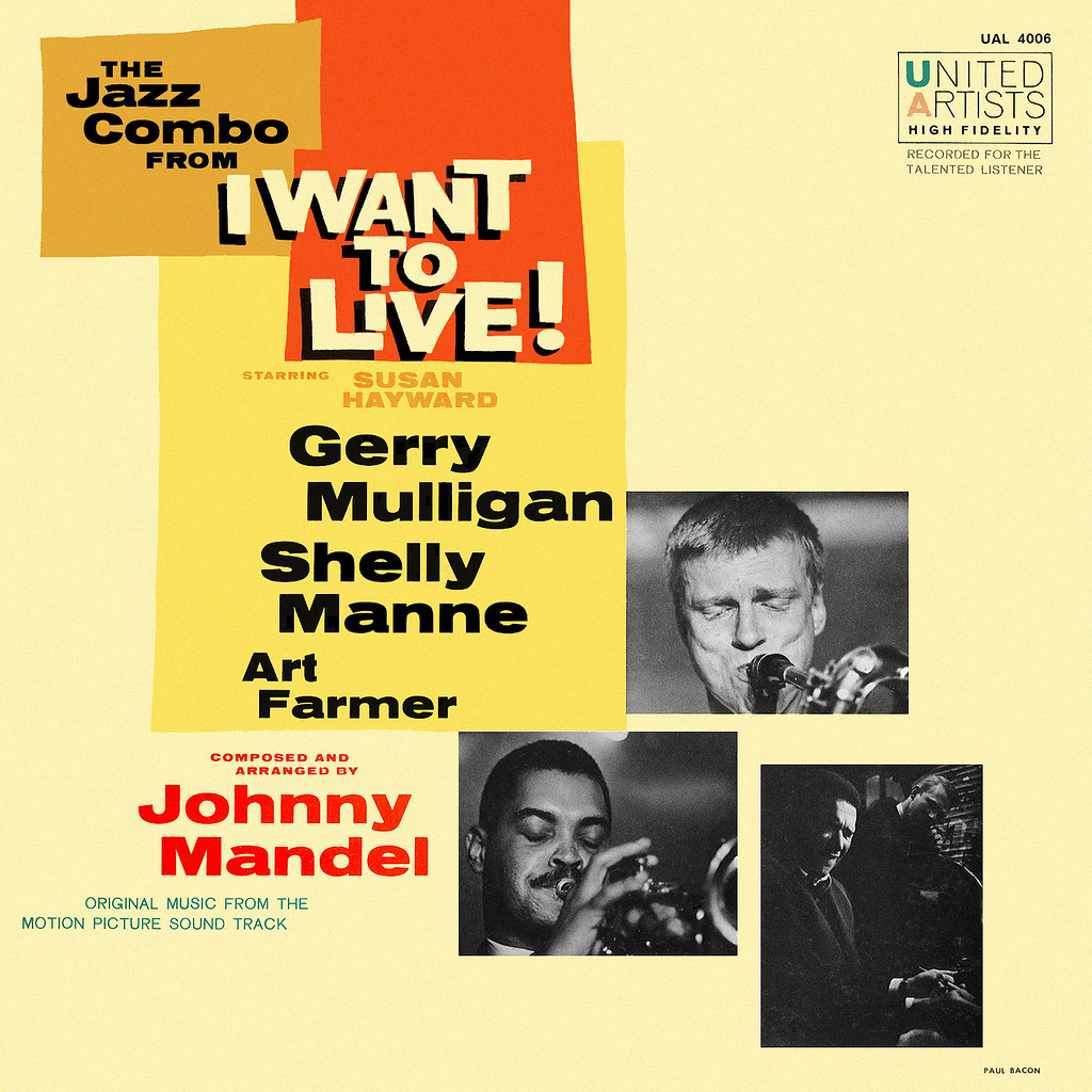 Johnny Mandel - The Jazz Combo from I Want to Live
