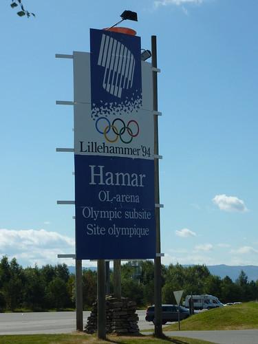 2013 Lillehammer foire olympique 29/07