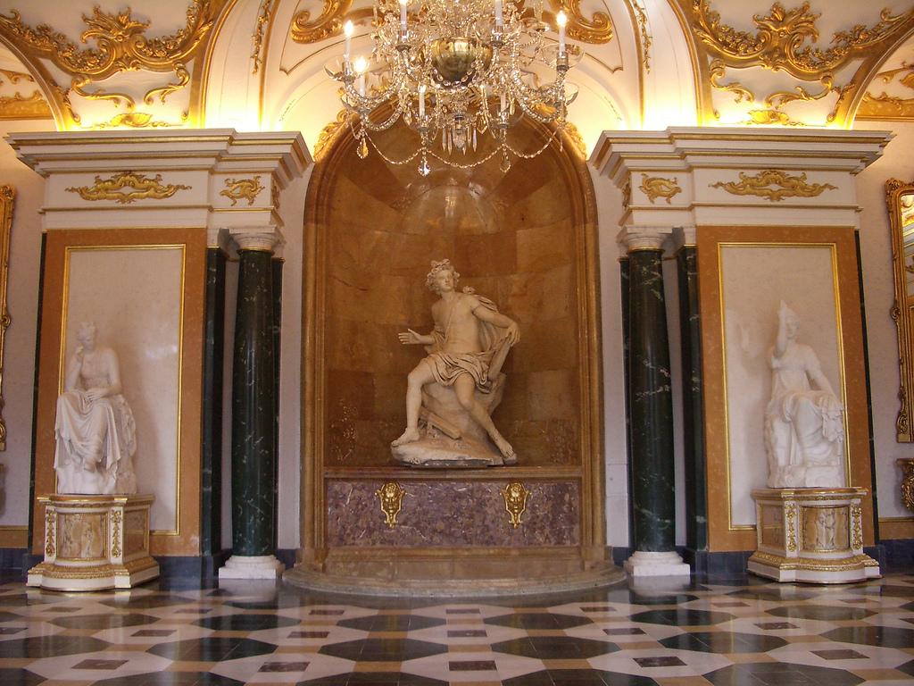 4. Detalle de una de las salas interiores. Autor, Jaime Pérez