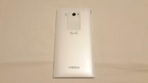Pantech Vega IM-A860 ด้านหลัง