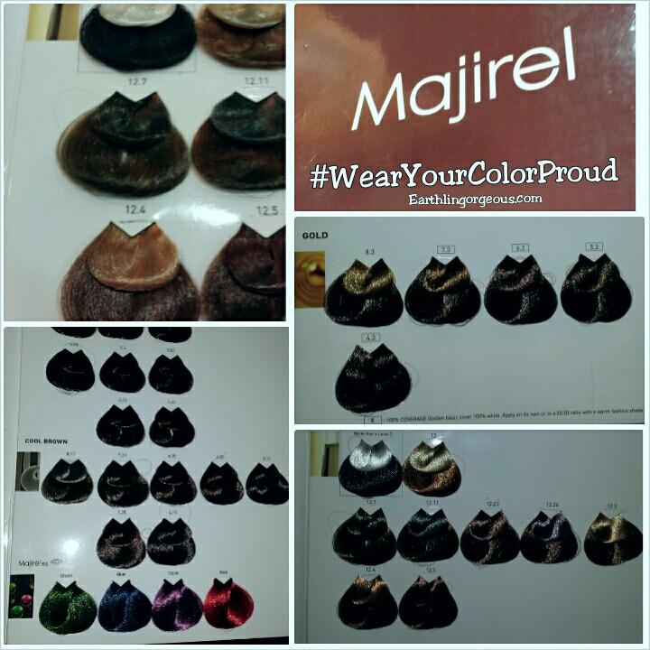 Majirel by L'Oreal Pro Ph