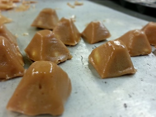 Caramel nuggets by pipsyq