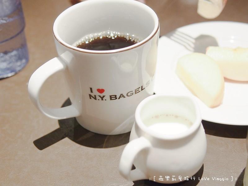 NY Bagel,板橋早午餐 @薇樂莉 Love Viaggio | 旅行.生活.攝影