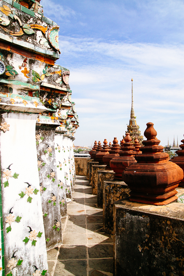 Wat Arun - Temple of Dawn