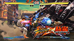 Plus - Street Fighter X Tekken