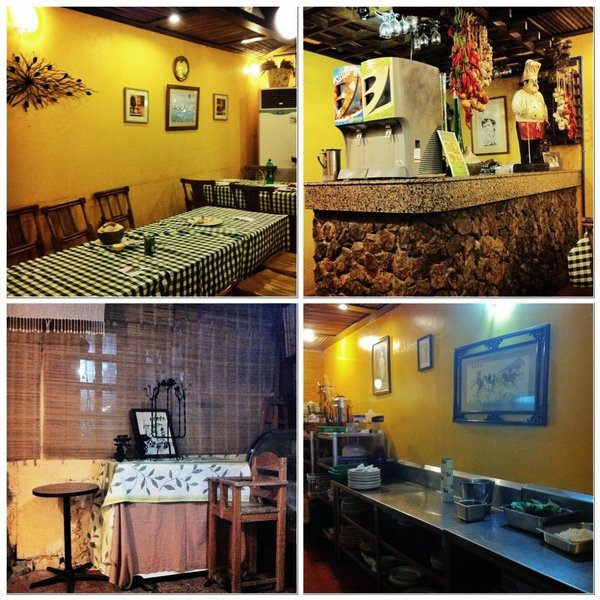 Garden Walk Dining: Review Of Josefina Garden Grill And Restaurant