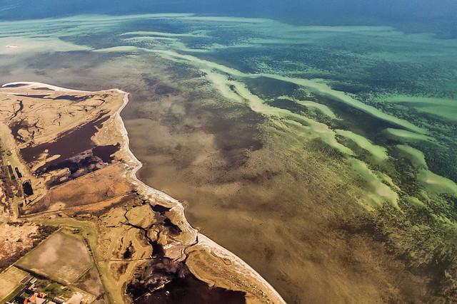 20130609_F0001: Shallow water Danish coastline
