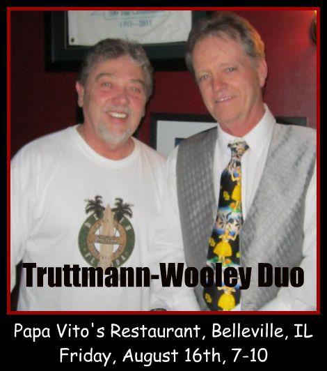 Truttmann-Wooley Duo 8-16-13